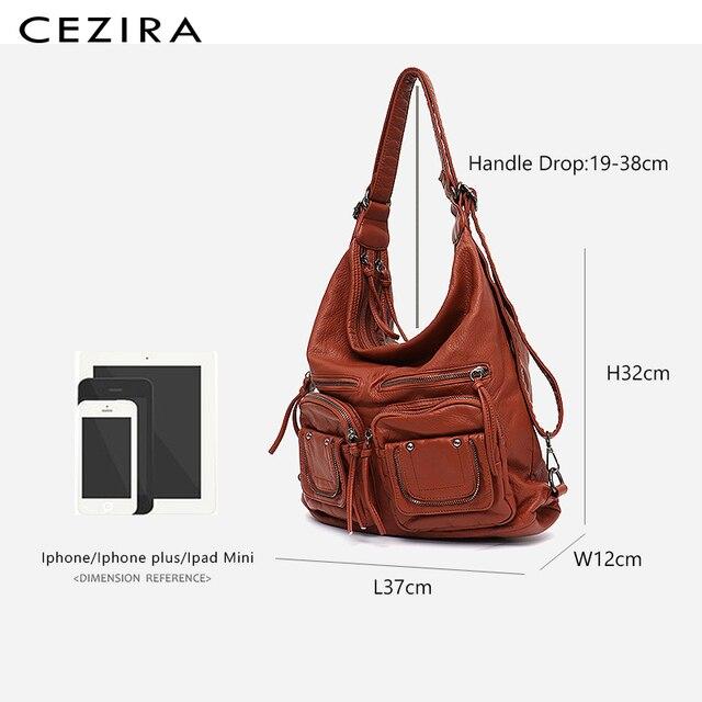 Large PU Leather Bag 4