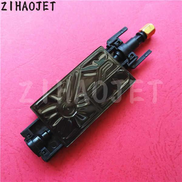 10 pcs grosir Pelarut/UV printer tinta peredam Mimaki JV33 JV5 DX5 printhead tinta dumper dengan konektor tembaga