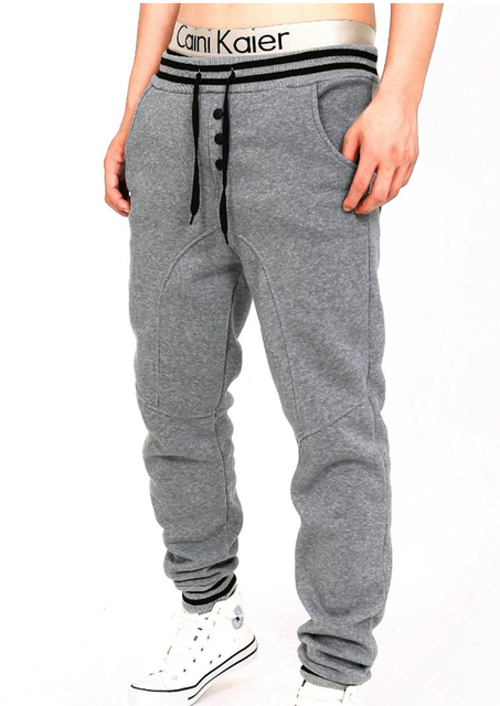 2016 new arrival harem pants joggers sportwear slim fit pants men pantalons homme sweatpants sweat pants men pantacourt homme