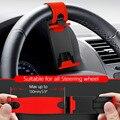 10 шт. Универсальный Автомобильный держатель для телефона с креплением на руль мини-держатель для iPhone XS MAX Samsung мобильный телефон в автомобил...
