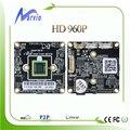 1.3 Megapixel 960 P IP CCTV câmera de rede Módulo de Placas de DIY seu próprio sistema de segurança de vídeo HD, livre CMS e APP 3518 Onvif