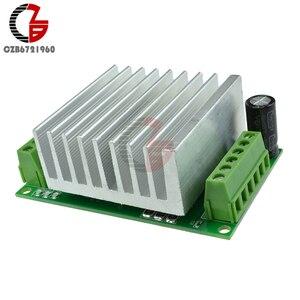 TB6600 DC 10 в-45 в 4.5A CNC одноосевой шаговый двигатель драйвер контроллер плата 6N137 высокоскоростной оптический переходник автоматический ток