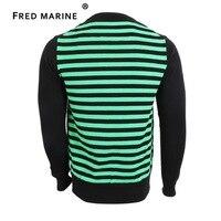 парк Eden мужские свитера пуловер для весна зима Массимо высококачественная роскошная брендовая в полоску с отдыха материал кашемир