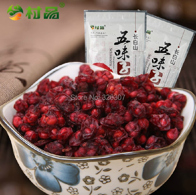 Aliexpress com : Buy Changbai mountain Schisandra chinensis Wild fruit  Chinese magnoliavine tea traditional Chinese medicine tonifying kidney from