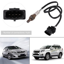 Oxygen Sensor For Opel For Astra G 1.4 1.6 For Corsa C For Vectra B For Zafira A Duranle Lambda Sensor Probe