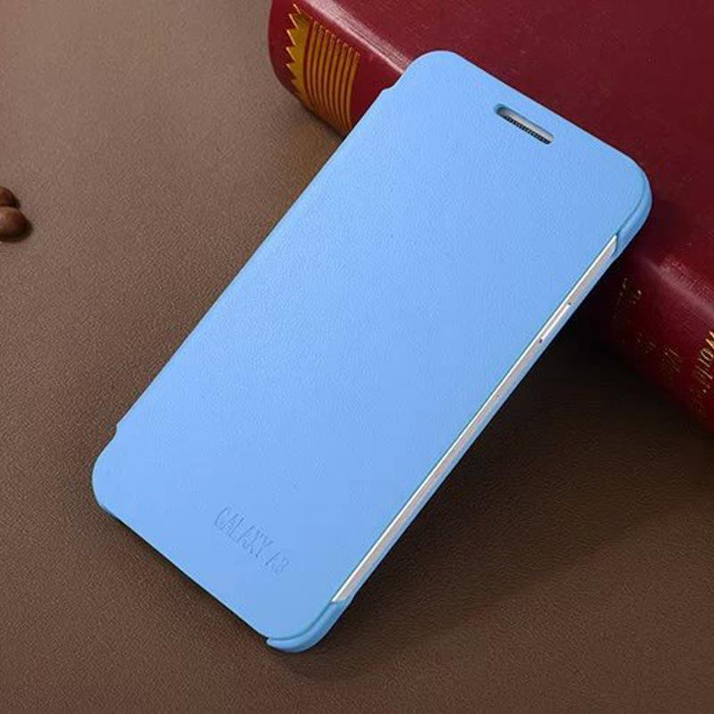 new concept 9a2f2 f70fe US $3.99 |Book Leather Flip Cover For Samsung Galaxy A3 A300 A3000 Leather  Case PU Leather Color Thin Fashion Phone Bag Accessories A1B2 on ...