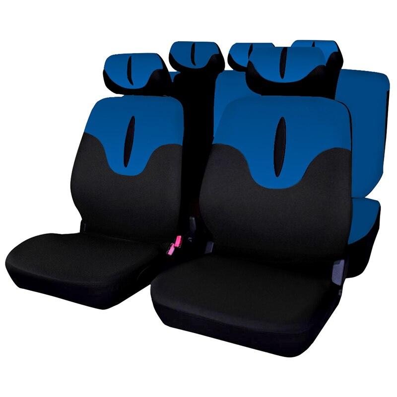 AUTOYOUTH Чехлы для автомобиля подходят универсальные автомобильные аксессуары интерьера водителя совместимый Голубой цвет для Lada Largus