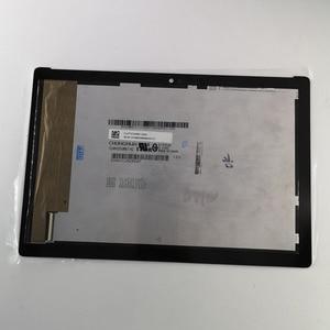 Image 2 - 10.1 אינץ עבור ASUS ZenPad 10 Z300 Z300C Z300M P00C LCD תצוגת מטריקס מסך מגע Digitizer עצרת