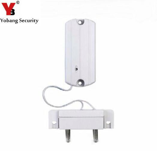 Yobang Security Wireless Water Leakage Sensor Detector Water Flood Sensor 433mhz leak Detector for G90B Alarm Panel fuers 433mhz wireless water intrusion detector water leak sensor work with gsm pstn sms home security water leak detector