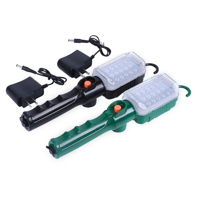 Repair Light LED Work Light With Hanging Hook Car-styling Flashlight Magnetic Car Work Lamps S3