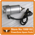 Zongshen CB250 250cc Water Cooled Engine Starting Motor Electric Starter Motor Fit Dirt bike ATV,Motorcycle Free Shipping