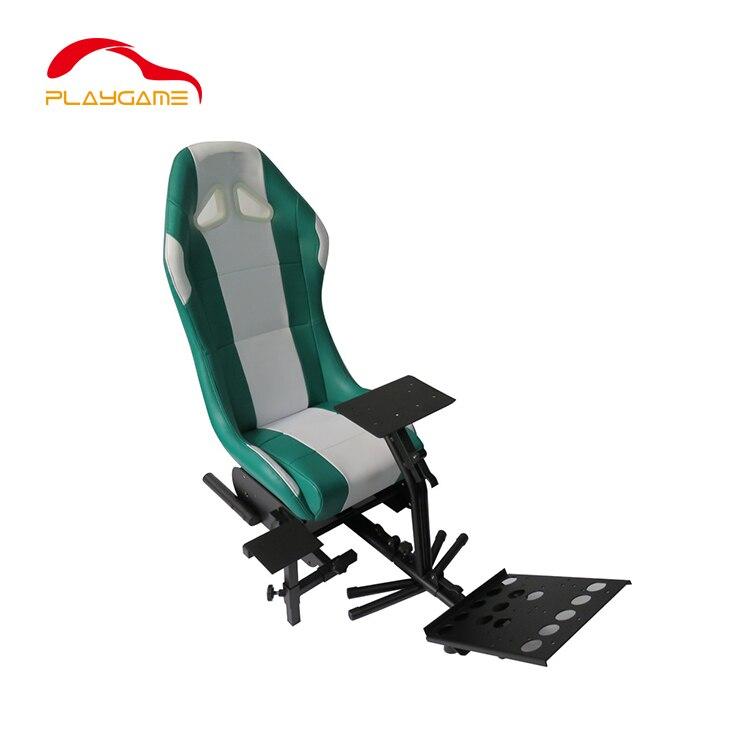 Simulateur de siège léger de course de jeu pliant pour Logitech G29