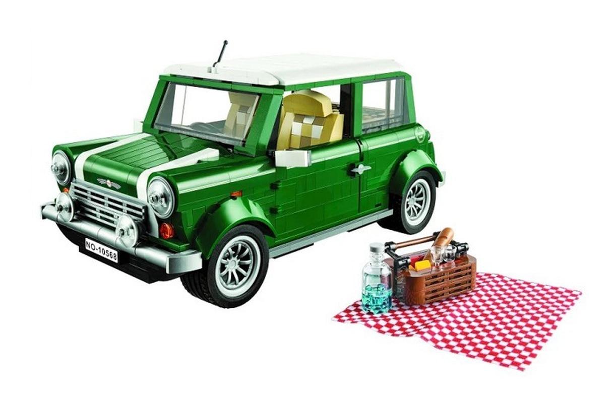Bela 10568 NOUVEAU Modèle Créateur série MINI Cooper blocs de construction Technique De Voiture jouets éducatifs pour Enfants cadeaux Compatible legoings
