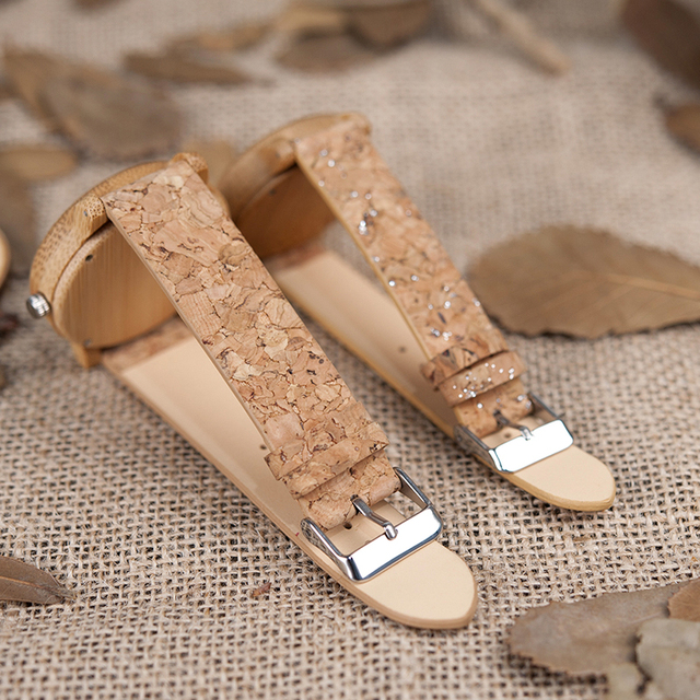BOBO BIRD M12 Bamboo Wood Quartz Watch For Men And Women Wristwatches Top Brand Luxury With Japan Movement As Gift 4