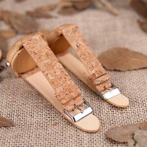 Image 3 - BOBO VOGEL M12 Bambus Holz Quarzuhr Für Männer Und Frauen Armbanduhren Top Marke Luxus Mit Japan Bewegung Als Geschenk