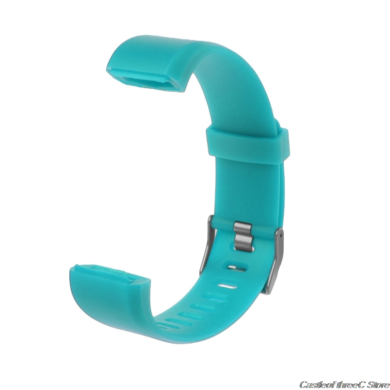 Image 5 - ID115 Plus Wrist Band Strap Replacement Silicone Watchband Smart Watch Bracelet Hotselling-in Smart Accessories from Consumer Electronics