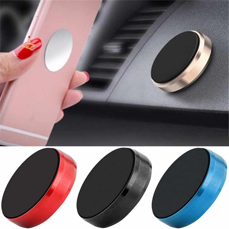 Universal Magnetic Car Mount Holder In Car Magnetic Dashboard Cell Mobile Phone GPS PDA Mount Holder Stand
