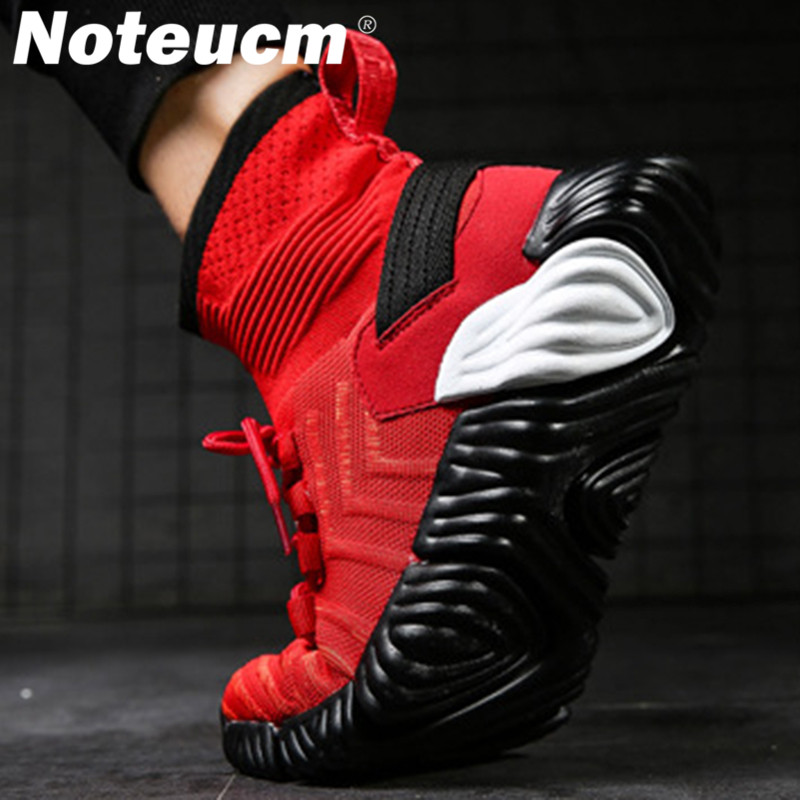 Marque Kanye Red Sneakers Black Vitesse 2018 Ouest Commander Chaussures Casual Haute Stretch Maille Tricot White Top A63w01 Imprimer a63w01 a63w01 Chaussette Élastique Mâle Kniting Hommes Formateurs d41xUq1wP
