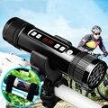 4400 mAH Li-po ao ar livre sem fio bluetooth speaker para mountain bike 3 W * 2 subwoofer falante portátil à prova d' água para android iphone