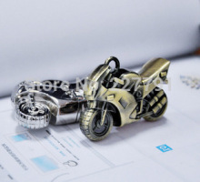 100% real capacity! New Hot Metal Motorcycle minions usb 2.0 flash memory stick 8GB/16GB/32GB usb flash drive/pen drive