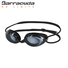 Barracuda Swimming Optical Goggles -1.5~-8.0 Anti Fog Re-UV Myopia Swimming Goggles Waterproof Diopter Swim Diving Glasses BLACK