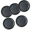 5pcs/set Rear Lens Cap Cover for All Nikon AF AF-S DSLR SLR Camera LF-4 Lens