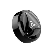 Coollang Sensor inteligente para raqueta de tenis, Analizador de movimientos con Bluetooth 4,0, Compatible con teléfono inteligente Android IOS