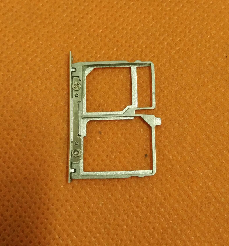 Used Original Sim Card Holder Tray Card Slot for ELEPHONE S2 HD 5.0 MTK6735 Quad Core 1280x720 Free shipping