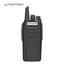 Zastone A9 10 W iletişim ekipmanları UHF 400-480 MHz el telsiz Walkie Talkie CB radyo taşınabilir Walkie Talkie