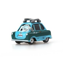 Disney Pixar Cars Movie Nancy Classic Metal Diecast Toy Car 1:55 Loose Brand New Arrivals In Stock & Free Shipping forces of valor fov diecast metal 85315 1 72 iraqi t 72 iraq 1991 original boxed brand new in stock