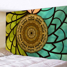 Beautiful Mandala Tapestry Wall Hanging Beach Towel,Home Decor Tapestries Living Room Bedroom Couch Blanket