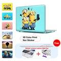 Миньоны Селфи Матовый Чехол Для Apple macbook Air 11 Air 13 Pro 13 Pro 15 ''ноутбук сумка Для Mac book Retina 11 12 13 15 13.3 дюймовый