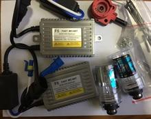 Xenon HID kit балласт ДЛТ F5 55 Вт 0.1 второй Быстрый яркий балласт D2S D2R D2H 9012 D2 3000 К 4300 К 5000 К 6000 К 8000 К HID XENON КОМПЛЕКТ