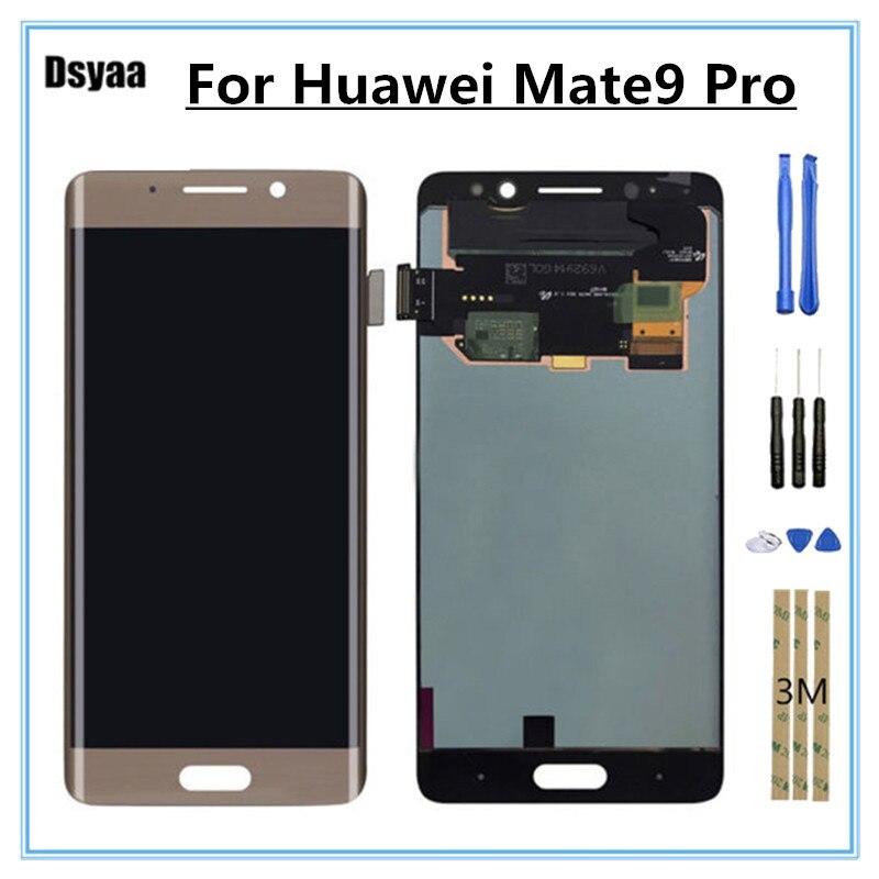 Per Huawei per Mate9 Pro Display LCD di Tocco Digitale Dello Schermo di Ricambio Testati Al 100% di Work5.5 Pollici Display LCDPer Huawei per Mate9 Pro Display LCD di Tocco Digitale Dello Schermo di Ricambio Testati Al 100% di Work5.5 Pollici Display LCD