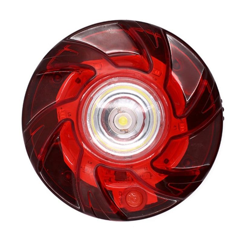 Home Emergency Light Strobe Light Vehicle Police Warning Light Emergency Strobe Light For Automobiles Motorcycles Cars