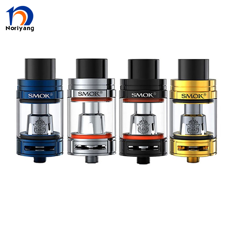 цена  100% Original Top Filling Atomizer SMOK TFV8 Big Baby Beast Tank 5ml Fit for TFV8 Baby Coils with Free Shipping from Noriyang  онлайн в 2017 году