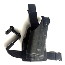 Tactical Glock Pistol Gun Holsters Right Hand Quick Drop Leg Holster For 17 19 22 23 31 32 Hunting Gear Carry