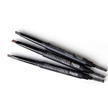 1pcs Makeup Automatic Eyebrow Pencil Waterproof With Brush Long-lasting Cosmetics Eyebrow Penxgrj