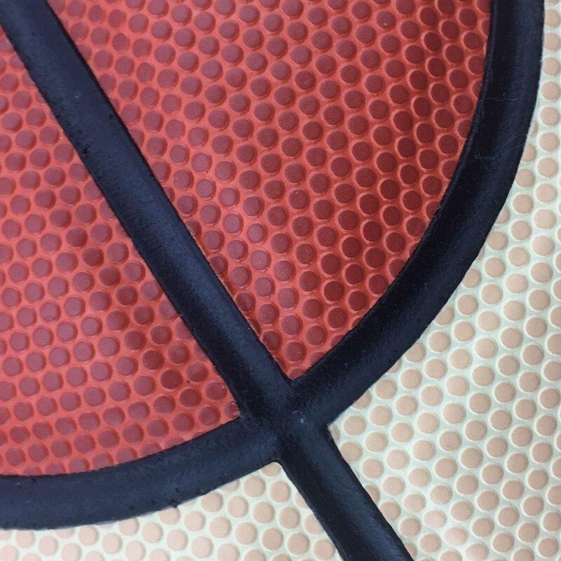 Оптом или в розницу новый бренд высокого качества Баскетбольный мяч PU Materia Официальный Размер 7/6/5 Баскетбольный мяч бесплатно с сетчатой сумкой + иглой-5