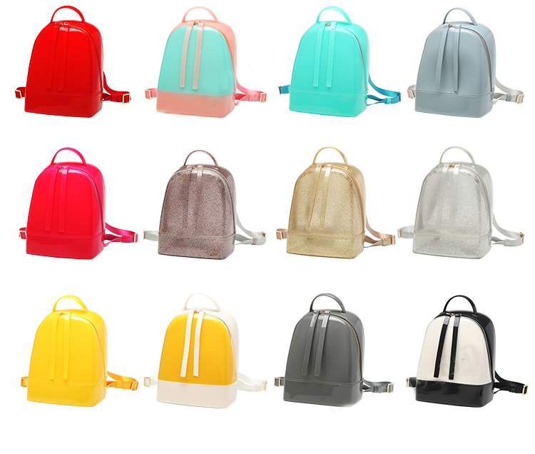 Cheap silicone backpack