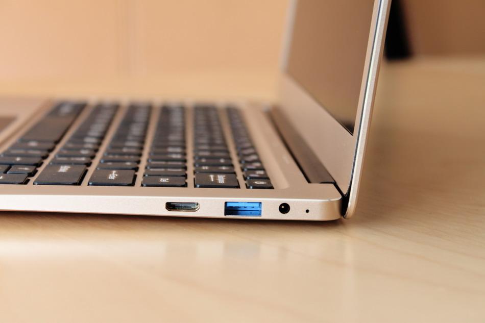 Jumper EZbook Pro Intel Apollo N3450 Laptop 13.3 Inch Windows 10 notebook computer IPS 1920x1080 6G DDR3 ultrabook (14)