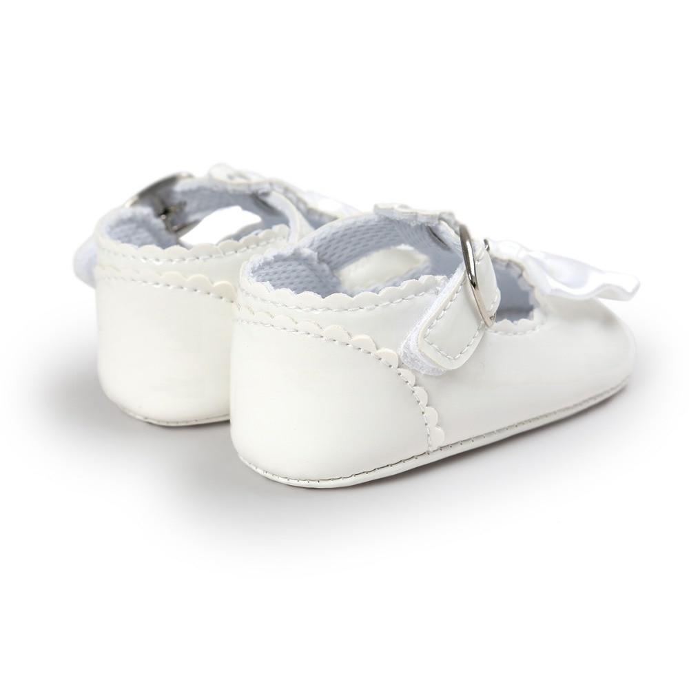 PU Leer Pasgeboren Baby Jongen Meisje Zachte Schoenen meisje prinses Bebe Fringe Zachte Sol antislip Schoeisel infantil Schoenen CX43C