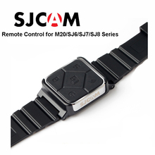 """מקורי SJCAM SJ6 אביזרי שלט רחוק שעון WiFi להקת יד ל""""י מצלמת M20 SJ6 אגדה SJ7 כוכב SJ8 סדרה פעולה מצלמה"""