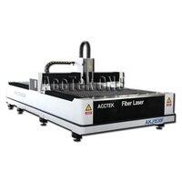 2019 cnc fiber laser cutting band saw table AKJ1530F sheet metal laser cutting machine price