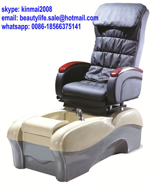Delicieux Spa Pedicure Chair Of Foot Massage Chair Nail Salon Automatic Spa Pedicure  Chair Equipment Beauty Furniture