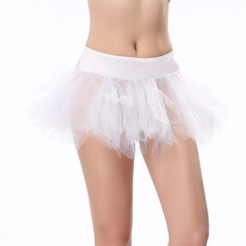 6bae5fd29 S-2XL lencería Sexy párrafo gasa faldas cortas para las señoras de las  mujeres de