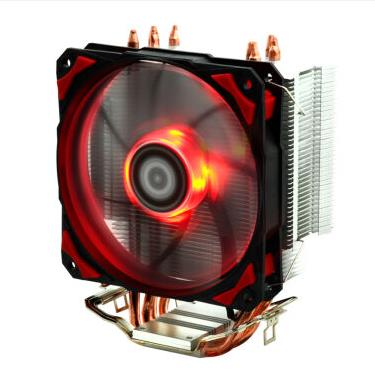ID-COOLING SE-214 Red and black version of the multi-platform tower side blowing CPU cooler fan кроссовки женские dc heathrow se black multi