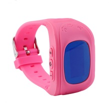 Durable Children Kids Smart Watch Q50 Accurate Locator Tracker SOS Emergency Anti-Lost Smart Wrist Watch For Android