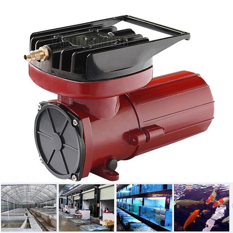 Genuine Hailea 25W DC12V Permanent Magnetic Air Compressor Pumps Aquarium For fish farming Pond Hydroponic Seafood