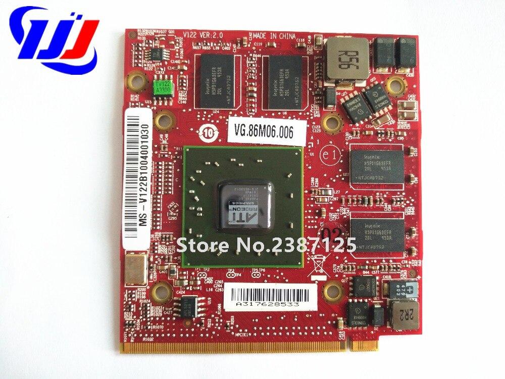 Meilleur pour Un c e r Aspire 5920G 5920 5520G 5520 MXM II DDR2 1 GB Graphique VGA Carte Vidéo Remplacer n V i d i une GeForce 9650 M GT